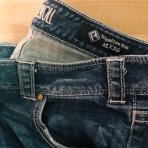 Western Rock & roll jeans